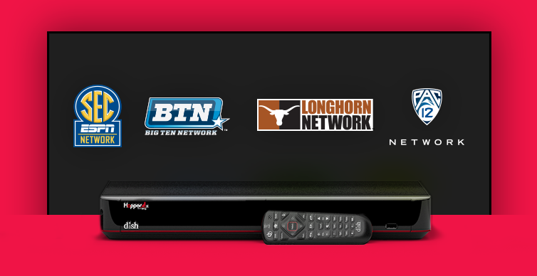 DISH College Sports TV Packages - Shawnee, Oklahoma - Quality Communications - DISH Authorized Retailer