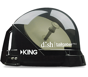 Tailgater Pro - Outdoor TV - Shawnee, Oklahoma - Quality Communications - DISH Authorized Retailer
